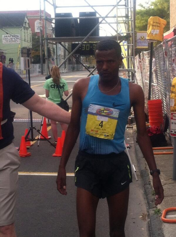@postandcourier Birhan Nebebew, 19, of Ethiopa men's elite bridge run winner  #Crbr http://t.co/ozk7FxelgO