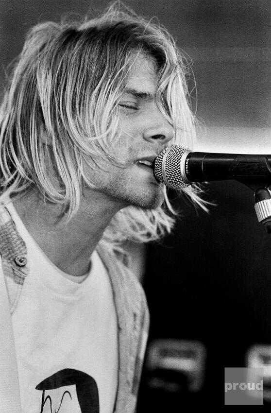 Kurt Cobain died 20 years ago today. Take a look at this Nirvana exhibition http://t.co/03a4Cq51F4 http://t.co/7GHpTGg1y0