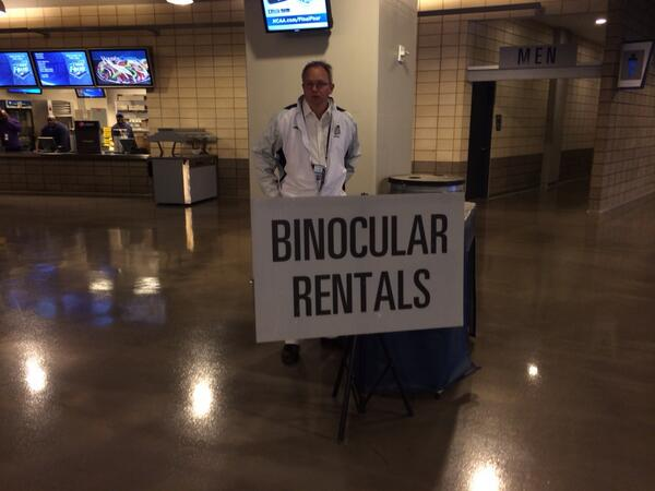 The table you don't want to visit when walking to your Final Four seats http://t.co/tOB8Re5d9T