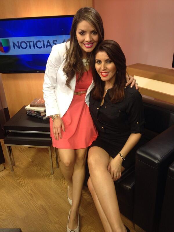 Laura Sierra On Twitter Las Chicas Matutinas De Univision45
