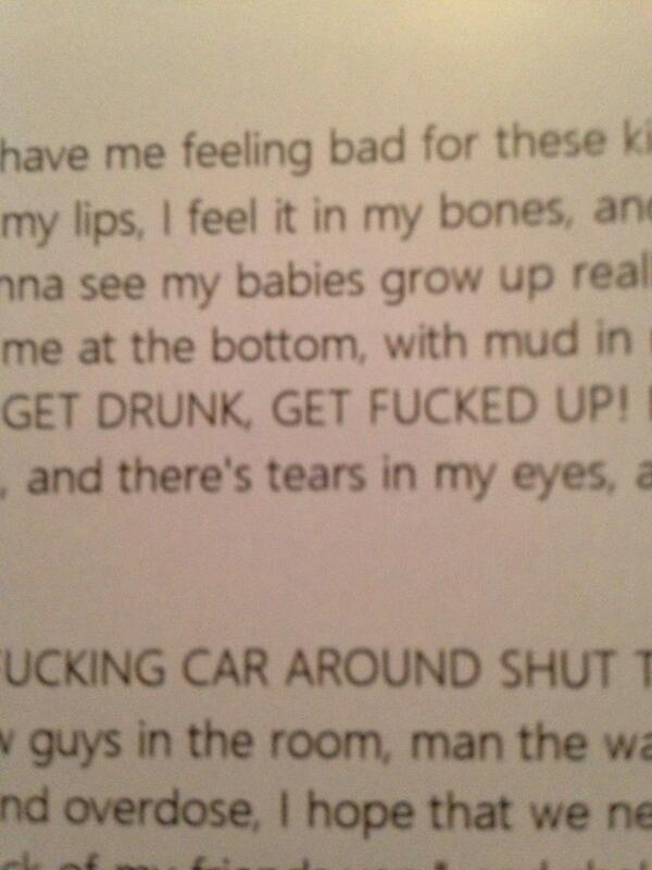 Lyric bones lyrics : McCafferty Lyrics on Twitter: