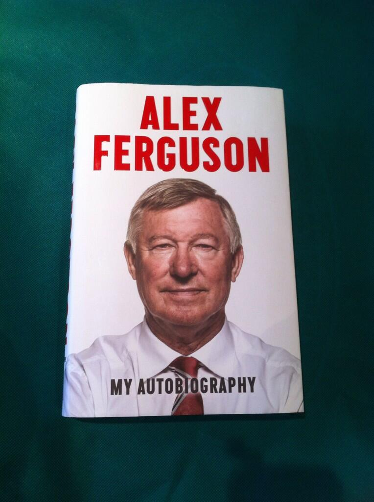 RT @cherylfergison1: Bid to #win this signed autobiography by Sir Alex Ferguson. Just tweet me your genuine #bid ASAP #MUFC #auction http:/…