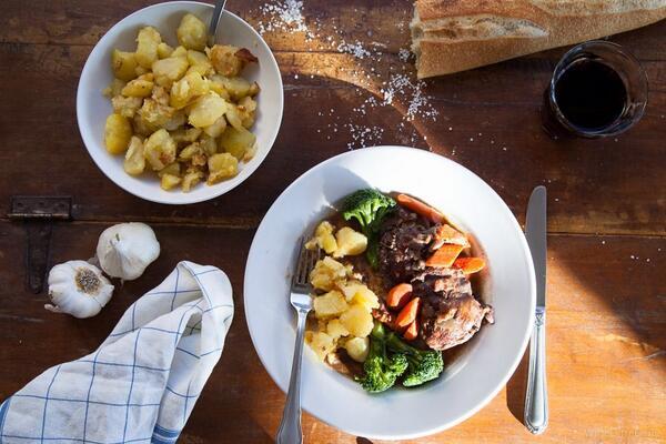 #recipeoftheday #Wine Braised Chicken Pinot Noir http://t.co/fuzwVY6wa2. http://t.co/IdTnspTXTe