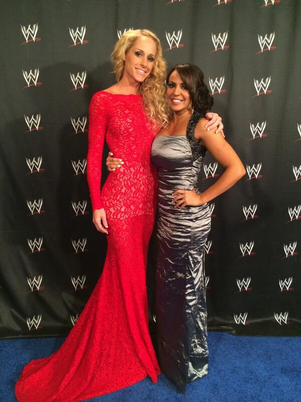 LayCool forever.....great night! Amazing inductees! #WWEHOF http://t.co/ZWnNZ6cwDY