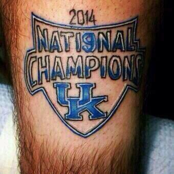 Who&#39;s getting the 2014 #Auburn football championship tattoo? #notsayinjustsayin <br>http://pic.twitter.com/UVLzkcczeS