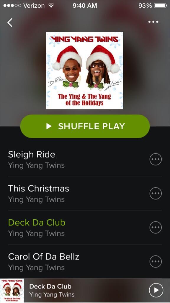 Ying Yang Twins Christmas.Deckdaclub Hashtag On Twitter