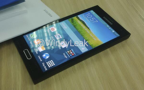 Primer smartphone Samsung con pantalla 2K