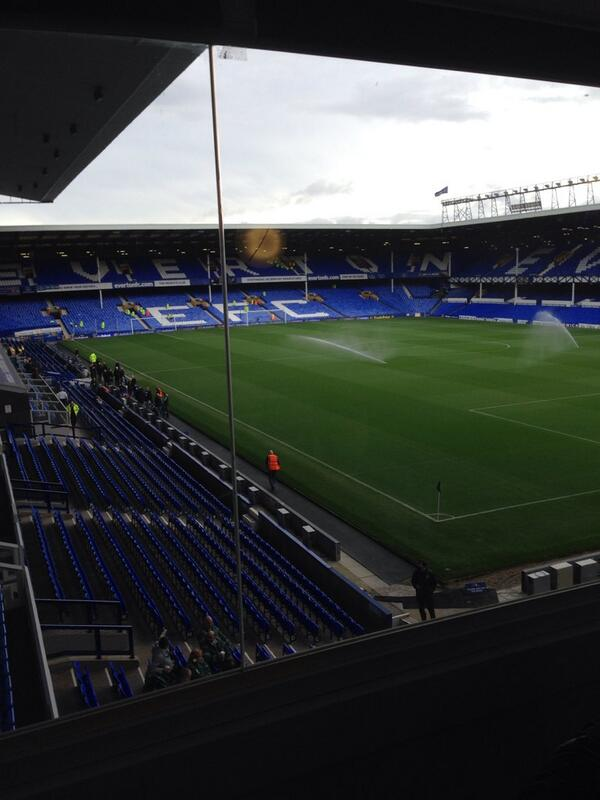 Thank you @Everton for your hospitality today,it was a pleasure to watch a performance like that,took arsenal apart ! http://t.co/JiacQwhbOQ