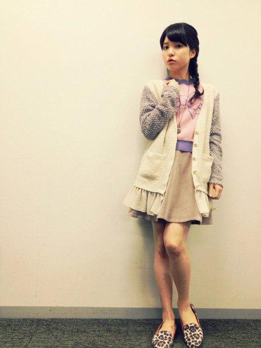 きょうの私服★ #umika #9nine http://t.co/563QmRnLU6