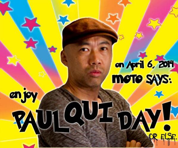 HAPPY PAUL QUI DAY TODAY! Celebrate w/ FREE Poor Qui Buns @ ESK South Lamar & Liberty! http://t.co/SomRILPiBx @pqui http://t.co/2f9dts3c4Q