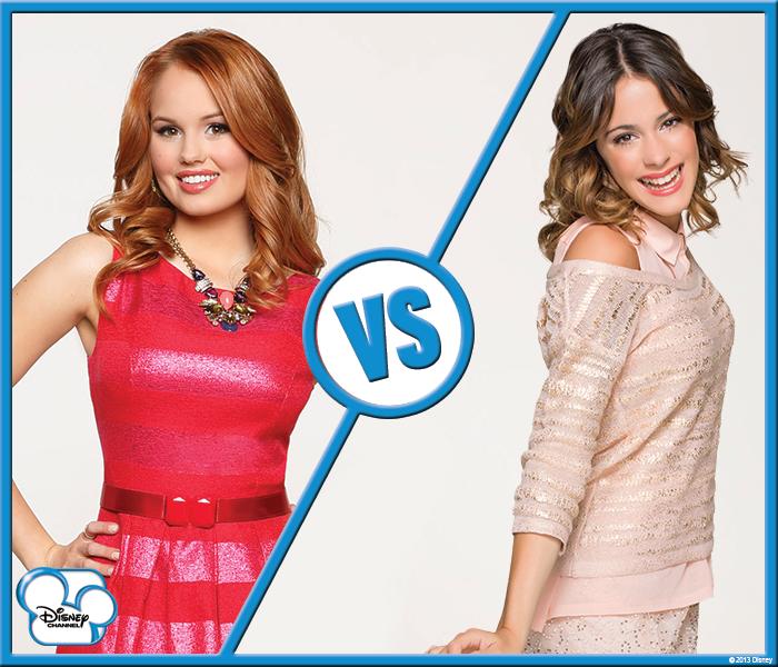Disney Channel On Twitter Quel Style Pr F Res Tu Jessie Ou Violetta