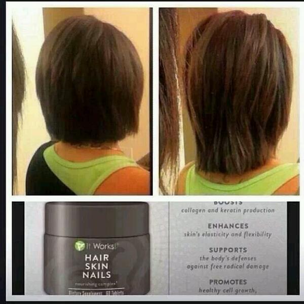 Hair Skin And Nail Gummies Side Effects - Glamour Nail Salon