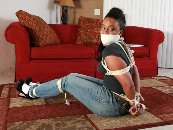 Teen Babysitt Hot Babysitter Gagged 58