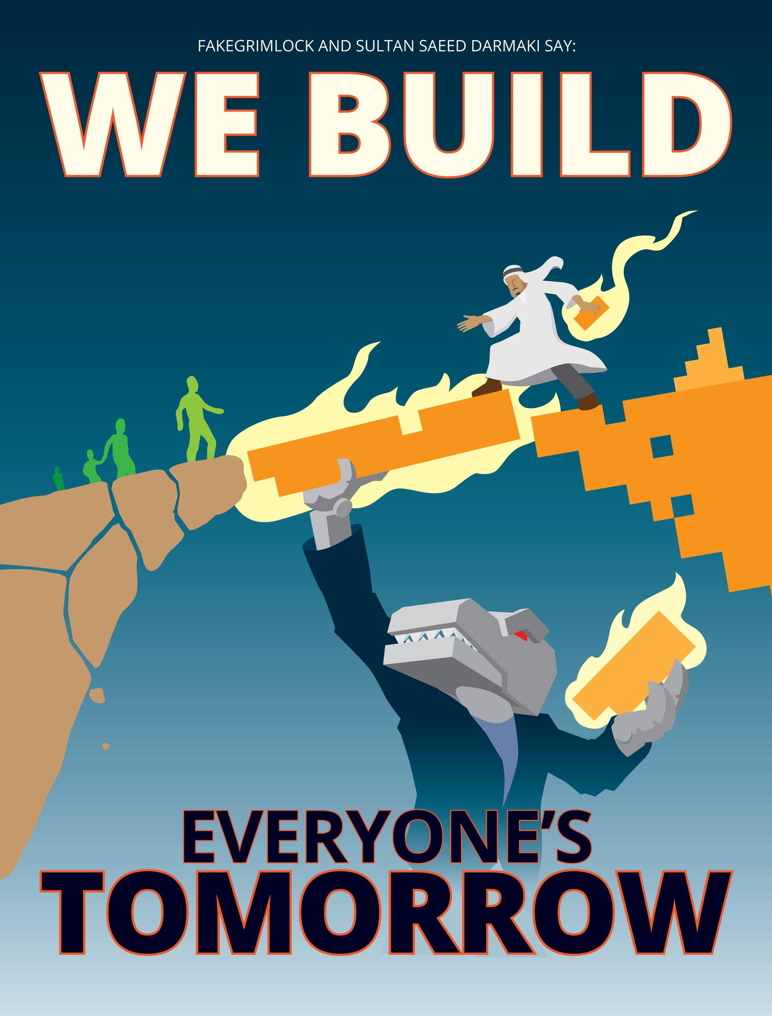 Twitter / FAKEGRIMLOCK: STARTUPS: WE BUILD EVERYONE'S ...