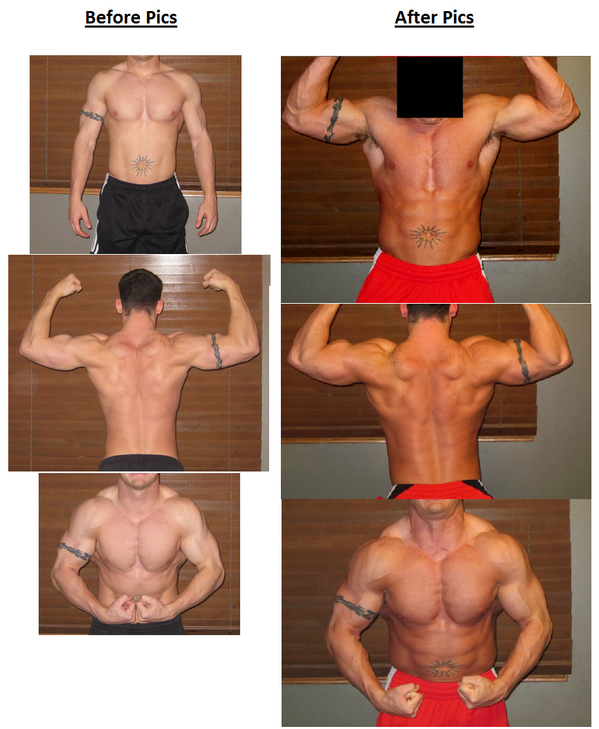 """New Prohormones on Twitter: """"Before/After pics of a guy who ran the H-Drol #prohormone. See full details of his cycle at :http://t.co/va1SH2eAoN http://t.co/YCBTAaTQo9"""""""