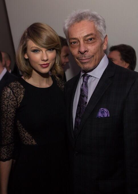 @taylorswift is all class and all talent. I have never met a nicer and more charming super star! http://t.co/ykSqeQ69mM