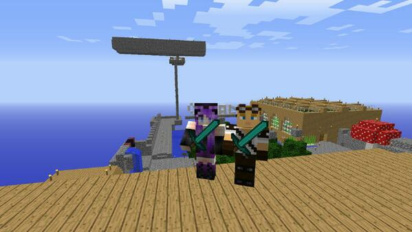 twoawesomegamers skyblock