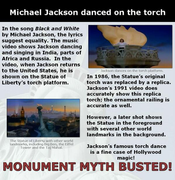 statue of liberty nm on twitter did michael jackson dance on the