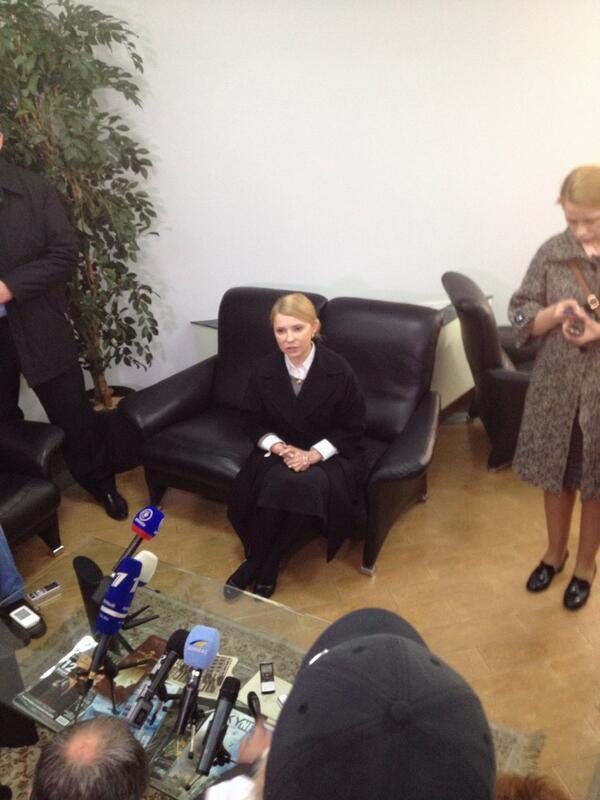 Breaking news on Yulia Tymoshenko - breakingnews.com