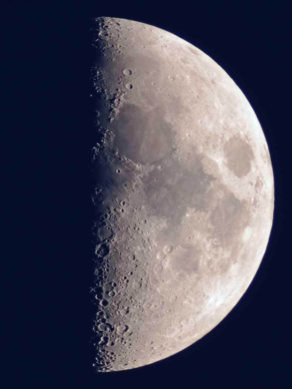月面Xとふたご座λ星の食