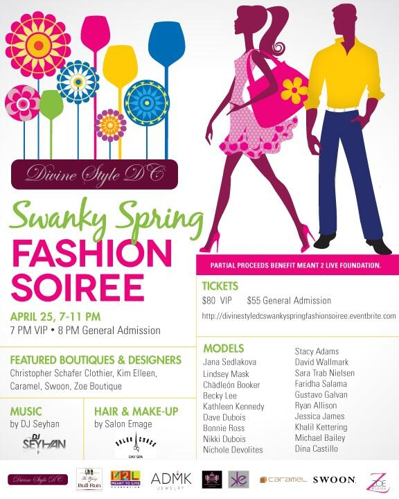 Spring Fashion Soiree @ The Winery at Bull Run | Centreville | Virginia | United States
