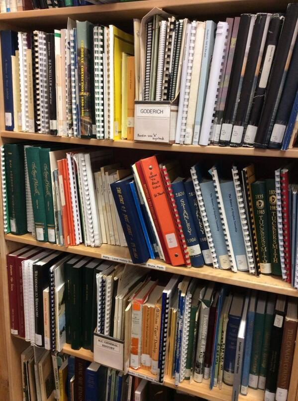 @hcmuseum has a vast collection of local history books for researchers to use #archiveshelfie #archivesawarenessweek http://t.co/f3qgayhnRb