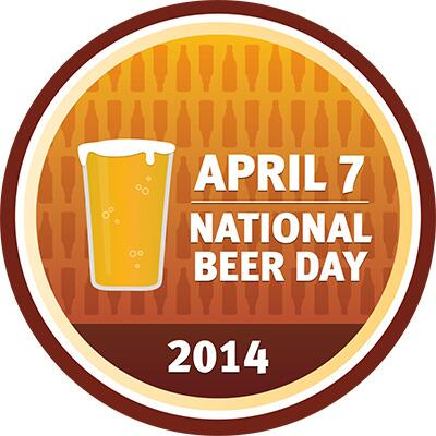 Happy National Beer Day! Check-in to any beer today to get your special badge on @untappd! http://t.co/wZ00wcrfwz http://t.co/Yfq5EbyI7P