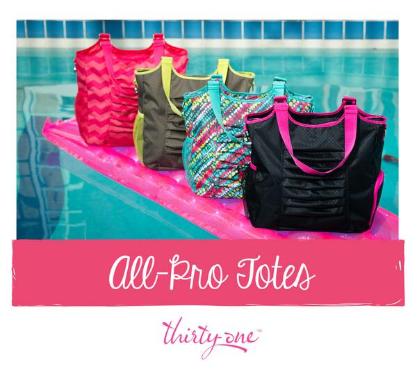 Calling all Hostesses: This All-Pro tote is just $25 when you host a $200+ party! What are you waiting for? http://t.co/6cgNVPMZh4
