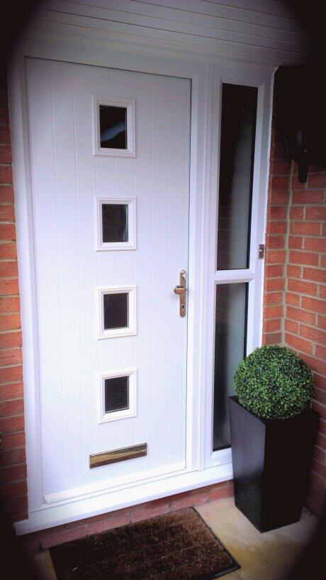 Andres apple repairs theonlyandre twitter for Contemporary upvc front doors