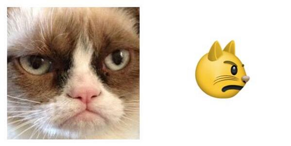 How To Get The Grumpy Cat Emoji