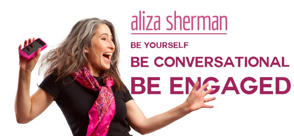 Twitter / SR_Strategies: Wise words from @alizasherman. ...
