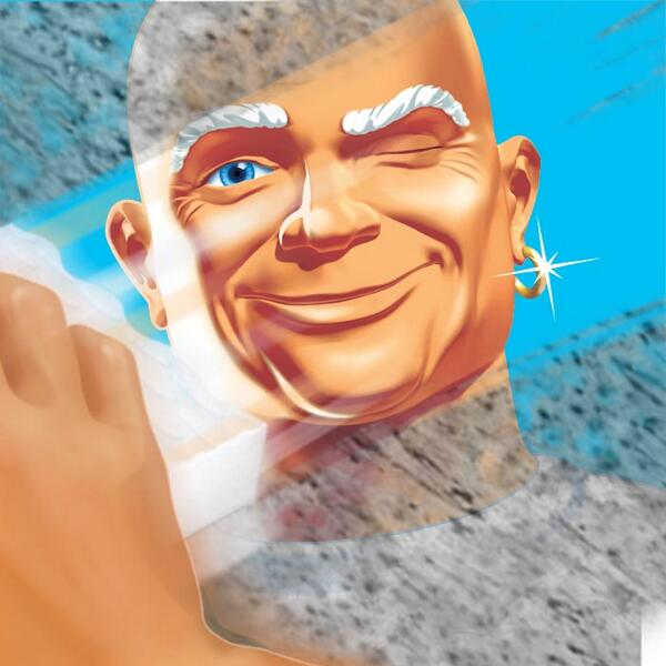 """Mr. Clean on Twitter: """"Apparently today is National No ... Real Mr Clean"""