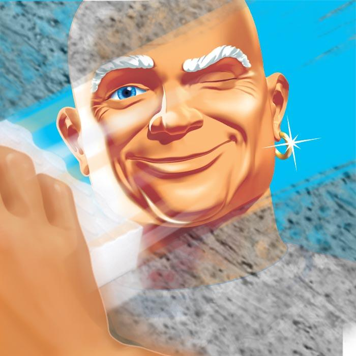 "Mr. Clean on Twitter: ""Apparently today is National No ... Real Mr Clean"