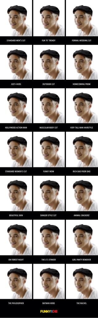 Funny Or Die On Twitter Just A Few Of The Many North Korean Hairstyles Approved By Kim Jong Un Http T Co Vqjyql2f0b