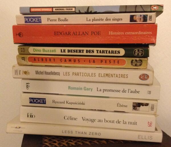 Marrant ça : #MyTopTenBooks CC @louisbernard007 http://t.co/rTpOTWw0He