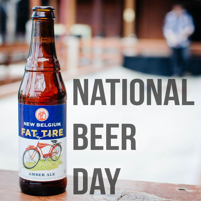 SERIOUSLY BEST HOLIDAY EVER. Let's share a beer and cheers to #NationalBeerDay http://t.co/IFNvOh0Sp7?