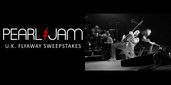 Enter for a chance to win a trip for two to see PJ live in the U.K! http://t.co/ZnifzDRjWK  http://t.co/xPInPMhxYZ
