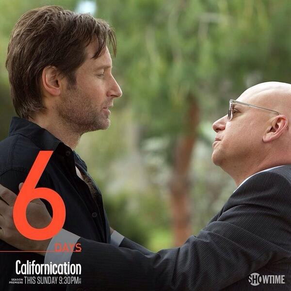 Tell your friends...#Californication premieres in less than a week! http://t.co/ZtaaB7zS2X