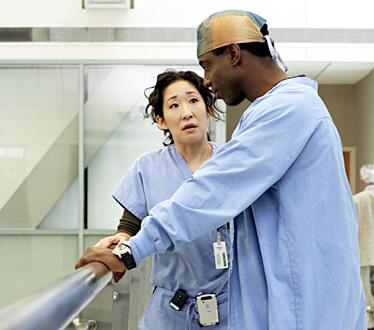 The Tweet Sniper On Twitter Dr Preston Burke In Grey S Anatomy 2014 Http T Co Ughnqcxnv5