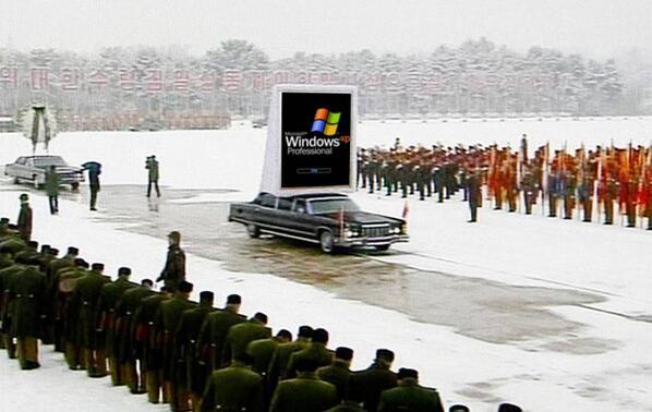 XPの葬式 pic.twitter.com/pzJcwHoftI