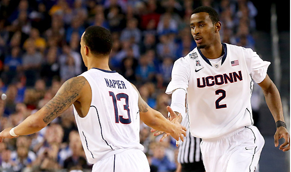 UConn wins the national championship! Unbelievable game! http://t.co/4OZezeHOV0