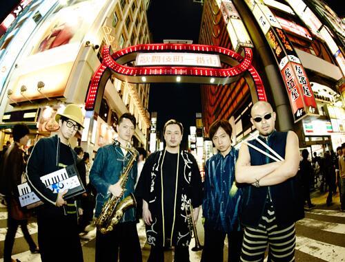 【Live info】7/13(日)新宿BLAZE「PE'Z ONE-MAN  SHOW~10年振り!!侍5人衆、歌舞伎町に現る!!~」開催決定!歌舞伎町で10年ぶりに侍5人が暴れまくる!http://t.co/dDXfbklRGW http://t.co/rGsoedHnr5