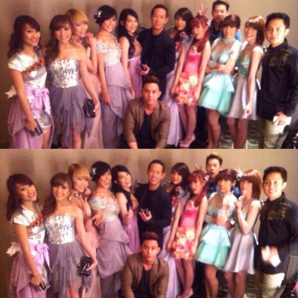 Congratz @Cherrybelleindo buat film CRUSH nya,suksess!! \o/ http://t.co/3rMx0hrBAI