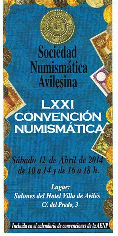 Convención numismática de la AENP en Avilés(Asturias). Sábado 12 de Abril BksES_ACMAEUWoS