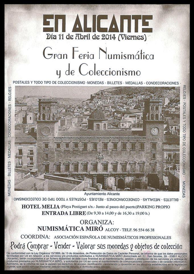 Convencion Alicante, proximo 11 de Abril viernes, BksILKGCQAAiOAN