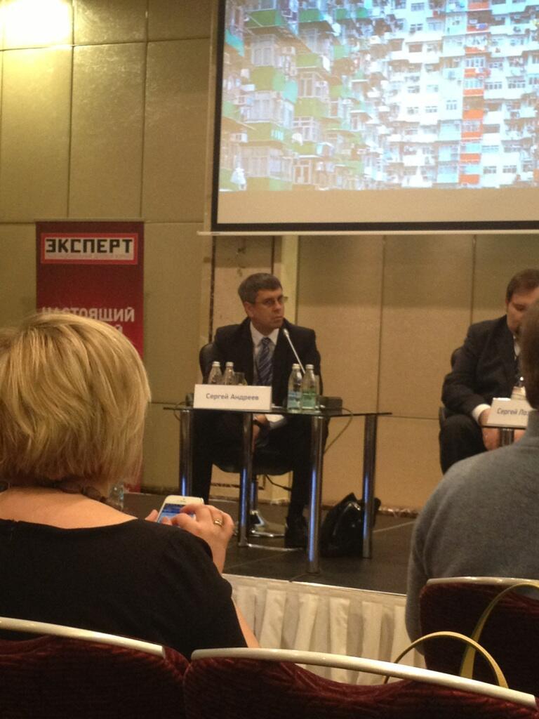 Андреев знает, как сделать российские города комфортными?