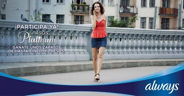 Participa en #PasosPlatinum y gánate unos zapatos de ¡hasta cinco mil pesos! http://t.co/6Y3a1h5ZSt http://t.co/OsBs4DMiBo