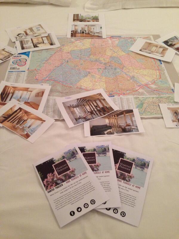 Ce soir c'est @HabitatParisien qui nous offre #paris http://t.co/0IB7nQYVMg