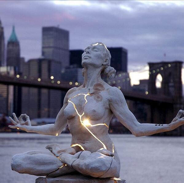 Expansion by Paige Bradley #art #sculpture #contemporaryart http://t.co/KWCVrAiOdb