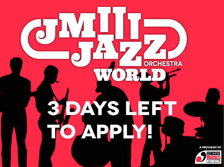 Twitter / jminetwork: 3 days left to apply for the ...